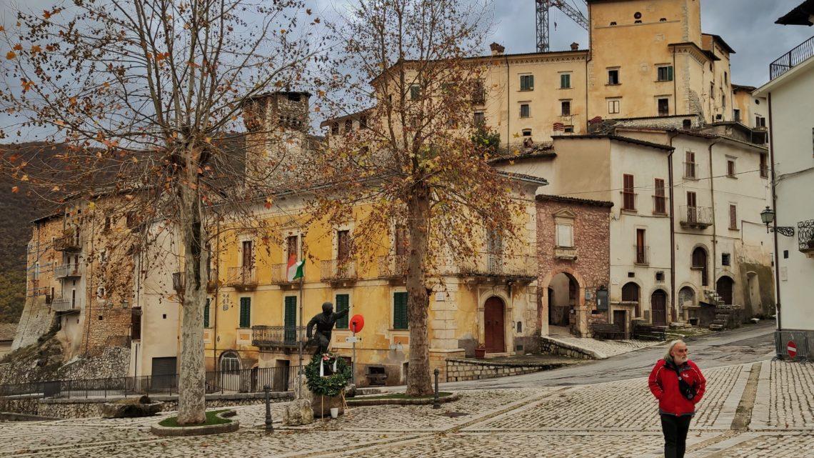 Da Bagnaturo a Fontecchio a piedi per presentare Cronache della Restanza